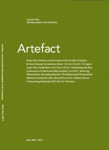 artefact 9 cover